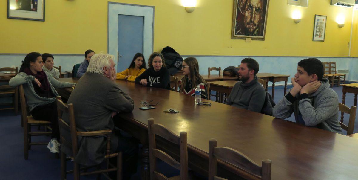 Jeune Christian rencontres conseils